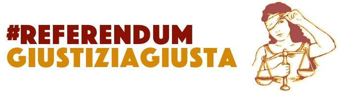 Referendum Giustizia Giusta